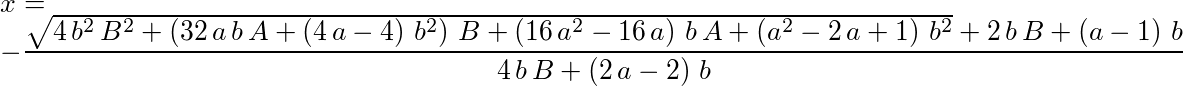 Convoluted Equation